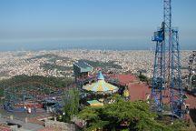 Parc d'Atraccions Tibidabo, Barcelona, Spain