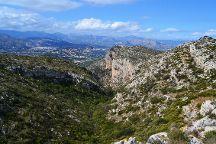 Parc Natural del Montgó, Denia, Spain