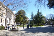 Paseo del Prado, Madrid, Spain