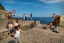 Peine del Viento, San Sebastian - Donostia, Spain