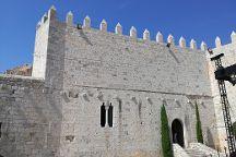 Peniscola Castle, Peniscola, Spain