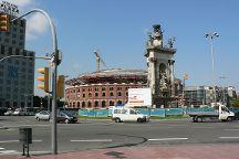 Placa d'Espanya, Barcelona, Spain