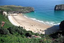 Playa de la Ballota, Llanes, Spain