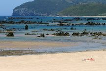 Playa de Trengandin, Noja, Spain