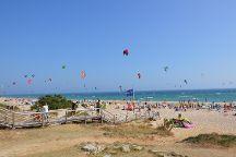 Playa de Valdevaqueros, Tarifa, Spain