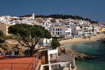 Playas de Calella, Calella de Palafrugell, Spain