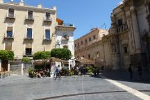 Plaza Cardenal Belluga, Murcia, Spain