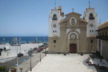 Plaza de Patrona de Canarias, Candelaria, Spain