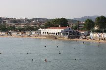 San Pol Beach, S'Agaro, Spain