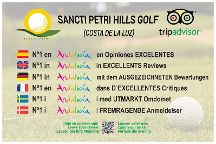 Sancti Petri Hills Golf, Chiclana de la Frontera, Spain