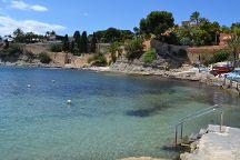 Sendero Voramar - Calalga o Bassetes, Calpe, Spain