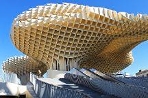 Setas de Sevilla (Metropol Parasol), Seville, Spain