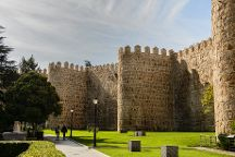 The Walls of Avila, Avila, Spain