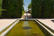 Tiered Gardens of The Alcazaba, Cordoba, Spain