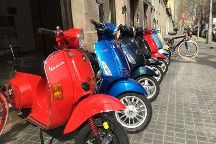 Vespa Soul, Barcelona, Spain