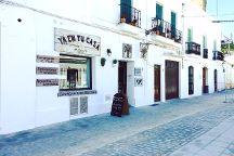 Ya En Tu Casa - El sabor de Andalucía, Vejer de la Frontera, Spain