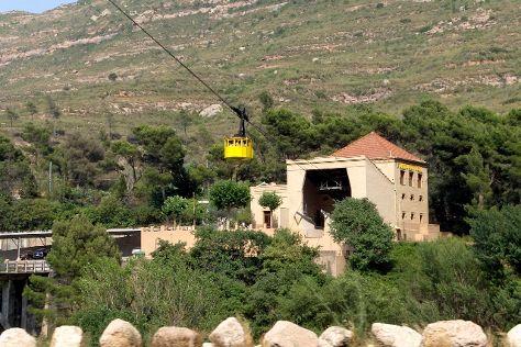 Montserrat-Aeri, Monistrol de Montserrat, Spain