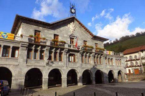 Ayuntamiento de Leitza, Leiza, Spain