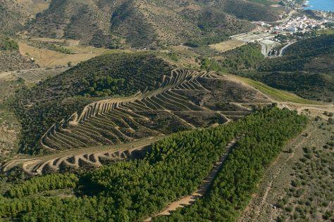 Celler Hugas de Batlle, Colera, Spain
