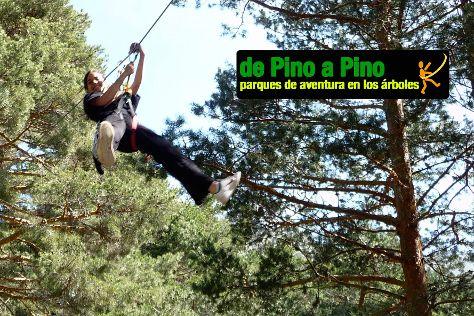 De Pino a Pino, Navacerrada, Spain