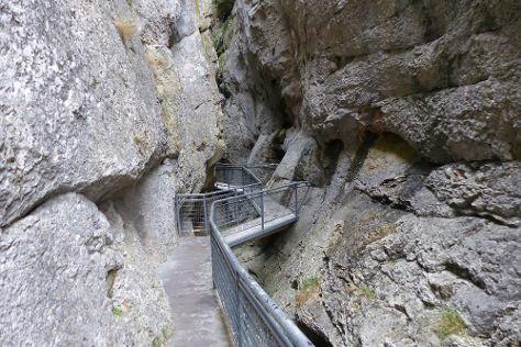 Desfiladero de La Yecla, Santo Domingo de Silos, Spain