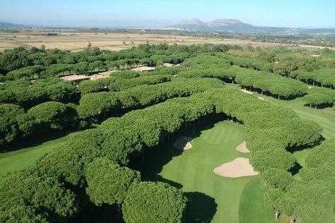 Golf Platja De Pals, Pals, Spain