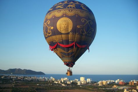 Illes Balears Ballooning, Cala Ratjada, Spain