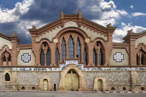 La Catedral del Vi, El Pinell de Brai, Spain
