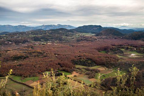 La Garrotxa Volcanic Zone Natural Park, Olot, Spain