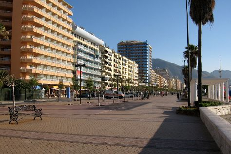 Los Boliches, Fuengirola, Spain