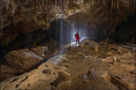 Cueva de Mendukilo, Astitz, Spain