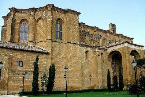 Monasterio de Nuestra Senora de la Piedad, Casalarreina, Spain