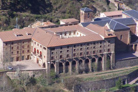 Monastery of Valvanera, Anguiano, Spain