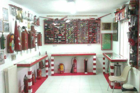 Museo de Bomberos de Daganzo, Daganzo de Arriba, Spain