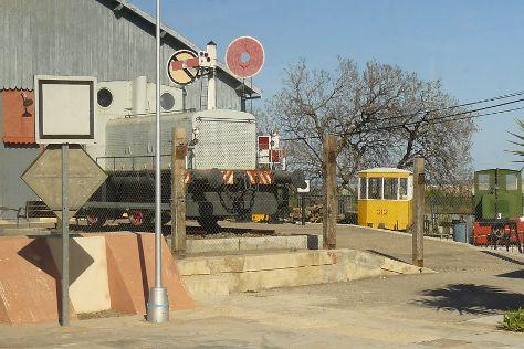 Museo del Ferrocarril, Torrellano, Spain