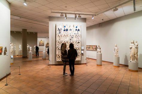 Museo Episcopal de Vic, Vic, Spain