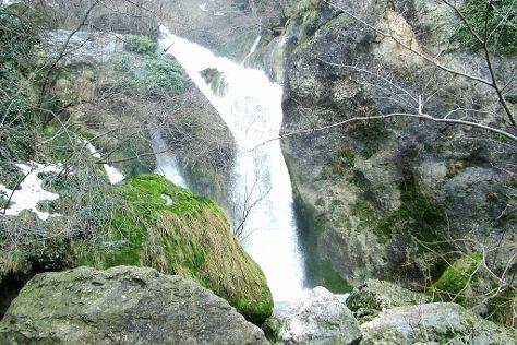 Nacedero del Urederra, Baquedano, Spain