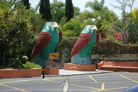 Park Las Aquilas Jungle Park, Arona, Spain