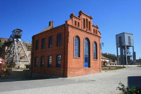 Parque Minero de Almaden, Almaden, Spain