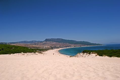 Playa de Bolonia, Tarifa, Spain