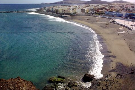 Playa del Burrero, Ingenio, Spain