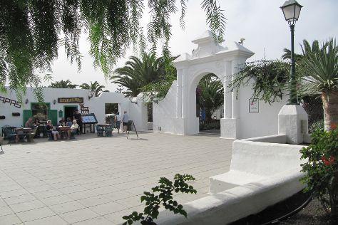 Pueblo Marinero, Costa Teguise, Spain