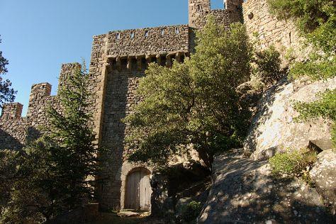 Requesens Castle, La Jonquera, Spain