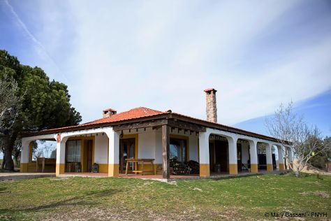 Reserva Biologica Campanarios de Azaba, Espeja, Spain
