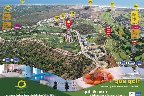 Sancti Petri Hills Golf, Chiclana de la Frontera, Spain