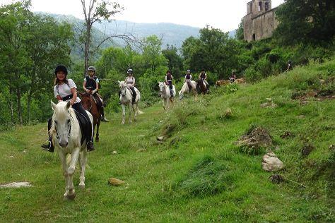 TRAC Terapies I Rutes Amb Cavall, Camprodon, Spain
