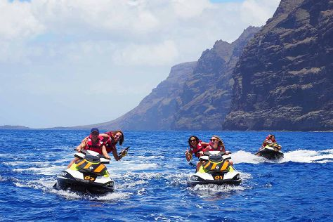 West Tenerife, Los Gigantes, Spain