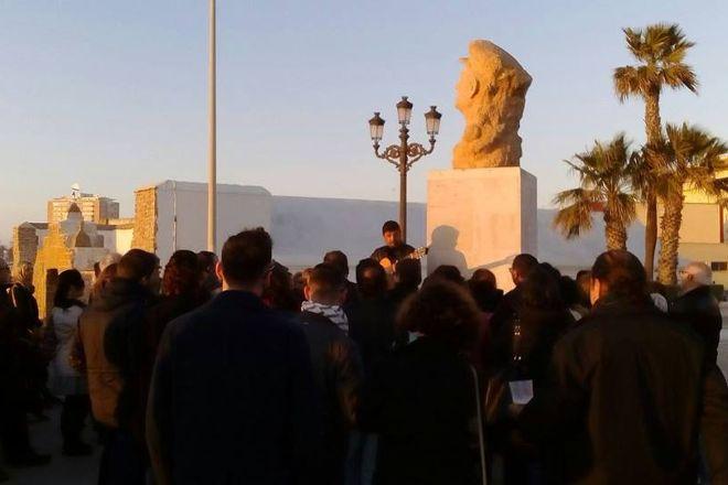 1d3milhistorias, Cadiz, Spain