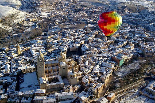Aerodifusion, Segovia, Spain