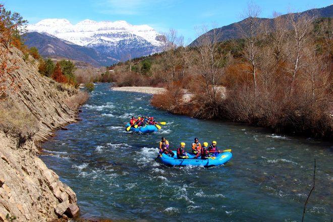 Alcorce Rafting & Kayak, Murillo de Gallego, Spain